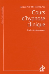 Cours d Hypnose Clinique