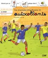 Ma Première Encyclopédie en Autocollants : le Sport - Dès 4 ans