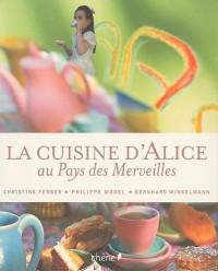 La cuisine d'Alice au pays des merveilles