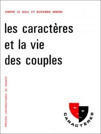 Les Caractères et le bonheur conjugal