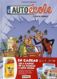 Auto école tome 3: jeu des familles Bamboo