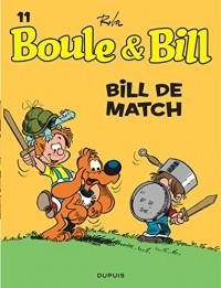 Boule et Bill - tome 11 (OP Vu à la télé)
