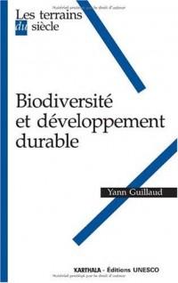 Biodiversite et Developpement Durable