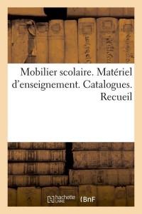 Mobilier Scolaire Materiel Enseignement
