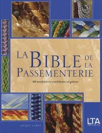 La bible de ma passementerie