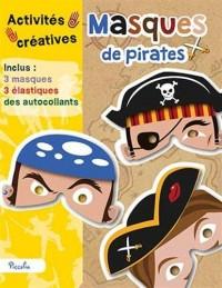Activites créatives : Masques de pirates