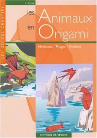 Les animaux en origami