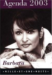 Agenda Barbara 2003