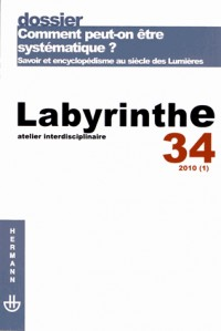 Labyrinthe, n°34