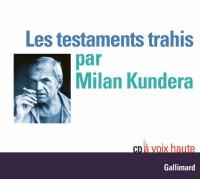 Les Testaments Trahis CD(Extraits)