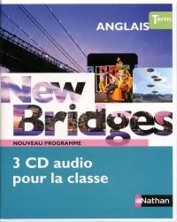 New Bridges Term CD Audio Classe 2012