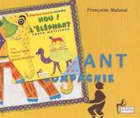 Eléphant et Compagnie (1 livre + 1 CD audio)