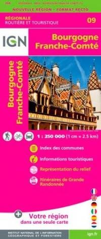 NR09 BOURGOGNE FRANCHE-COMTE