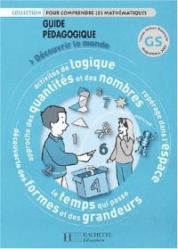 Pour comprendre les mathématiques : Mathématiques, grande section de maternelle (Manuel du professeur)