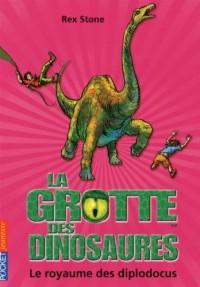 La grotte des dinosaures, Tome 9 : Le royaume des diplodocus