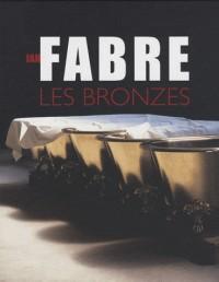 Jan Fabre, les Bronzes