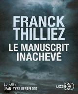 Le Manuscrit inachevé [Livre audio]