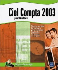 Ciel Compta 2003 pour Windows