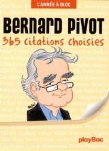 Calendrier 365 jours avec Pivot - L'année à bloc