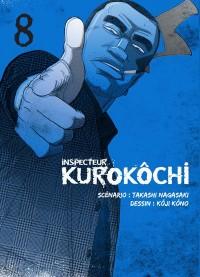 Inspecteur Kurokochi - Tome 8
