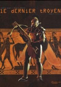 Le dernier troyen : Coffret 3 volumes : Tome 4, Carthago ; Tome 5, Au-delà du Styx ; Tome 6, Rome