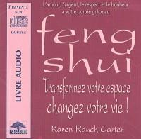 Feng Shui (2 CD Livre Audio)