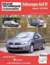 Rta B736 Volkswagen Golf VI 10/2008> Ess1.4+2.0 Tdi