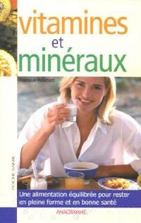 La santé avec les vitamines et les minéraux