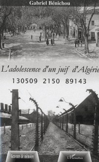 Adolescence d'un Juif d'Algérie
