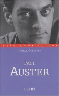 Paul Auster. Les ambiguïtés de la négation