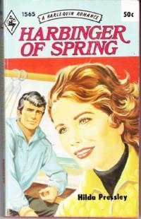 Harbinger of Spring (Harlequin No. 1565)