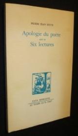 Apologie du poète