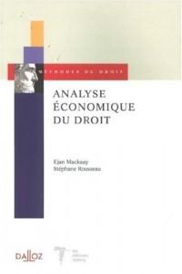 Analyse économique du droit
