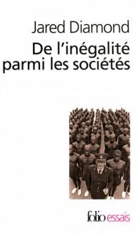De l'inégalité parmi les sociétés