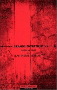Grand entretien : Jean-Pierre Vernant