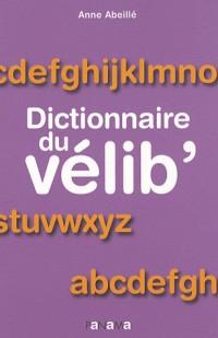Dictionnaire du vélib'