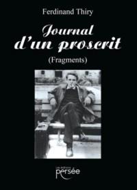 Journal d'un proscrit (fragments)