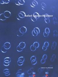 Subscuptures : Un dialogue entre José Luis Barrios et Rafael Lozano-Hemmer, Edition bilingue français-anglais
