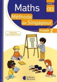 Mathématiques CE2 Cycle 2 Méthode de Singapour : Fichier 2