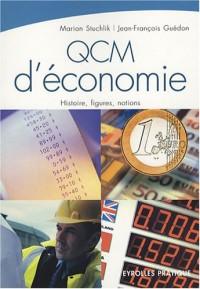 QCM d'économie : Histoire, notions