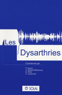 Les Dysarthries (1Cédérom)