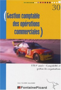 Gestion comptable des opérations commerciales BTS CGO 1e année : Processus 1