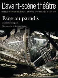 Face au paradis - L'avant-scène théâtre n°1277