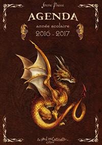 Agenda scolaire 2016-2017 Dragons