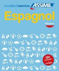 Cahier d'exercices Espagnol Débutants