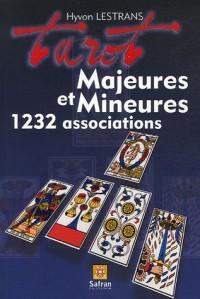 Tarot : Majeures et mineures, 1232 associations