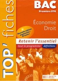 Economie/Droit bac 1e STG