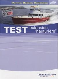 Test extension hauturière : Permis Bateau Rousseau