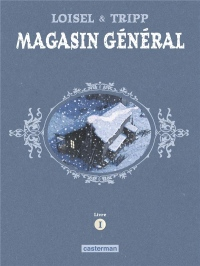 Magasin général, Intégrale Cycle 1 :