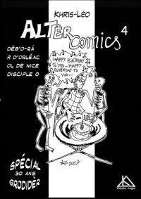 Altèr comics #, Tome 4 :